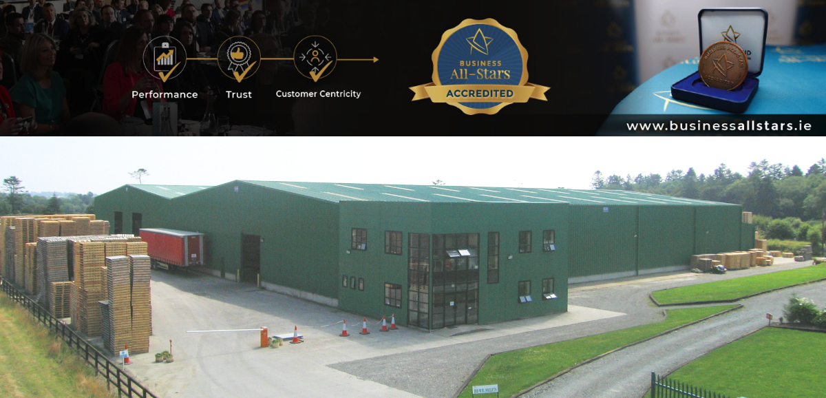Ireland's leading timber packaging supplier
